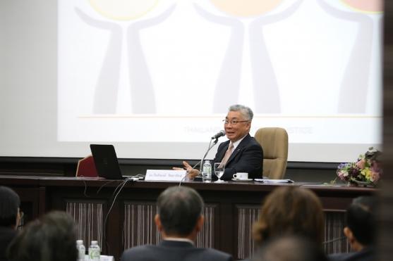 ดร.กิตติพงษ์ ได้รับเชิญบรรยาย ของหลักสูตร บ.ย.ส. รุ่นที่20
