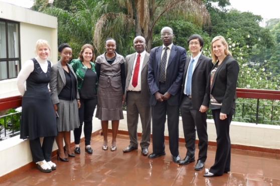 TIJ ร่วมประชุม ด้านการคุมประพฤติที่มีความอ่อนไหวต่อเพศสภาวะในเคนยา