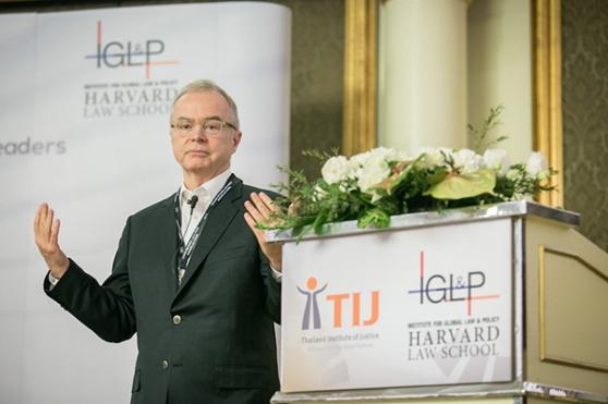 TIJ ผนึก Harvard เปิด World-Class Workshops