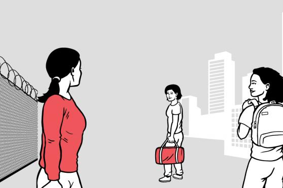 กิจกรรมคู่ขนาน: การบำบัดฟื้นฟูและคืนผู้ต้องขังหญิงสู่สังคม
