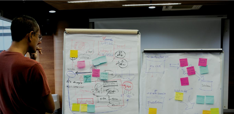 """กิจกรรมเชิงปฏิบัติการ """"Datathon: Organizing Data for Anti-Corruption"""""""