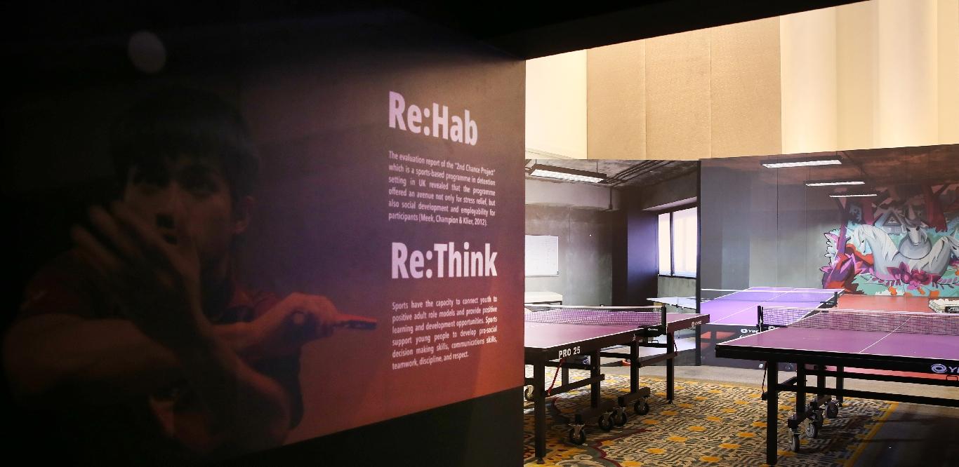 พิธีเปิดการประชุมผู้เชี่ยวชาญสหประชาชาติ Sport for Youth Crime Prevention