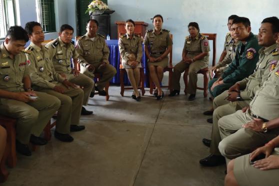 TIJ จับมือ DGP ปรับปรุงเรือนจำหญิงในกัมพูชา
