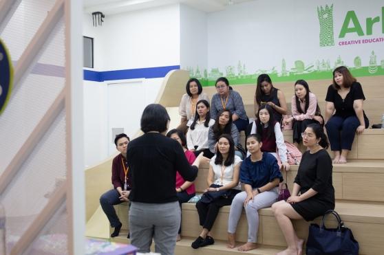 TIJ ศึกษาดูงานที่ Arkki Thailand