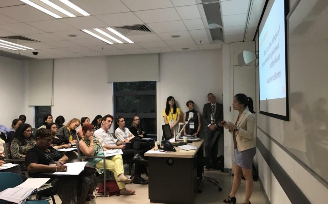 IBR joined 2018 World Victimology Symposium in Hong Kong